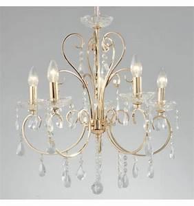 Kronleuchter Gold Günstig : kronleuchter kristall gold pavia ~ Markanthonyermac.com Haus und Dekorationen
