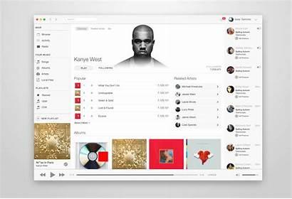 App Desktop Apple Spotify Uipixels Amazing Isaac