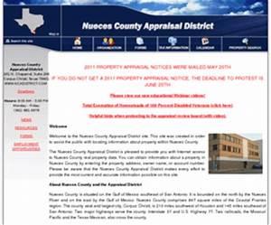 Ncadistrict.com: Nueces County Appraisal District