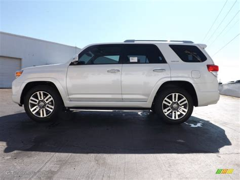 2013 blizzard white pearl toyota 4runner limited 77611305 4 gtcarlot car color
