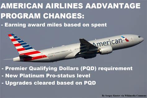american airlines aadvantage phone american airlines aadvantage program changes award