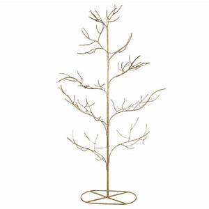 Gold Twig Metal Christmas Tree Midwest-CBK
