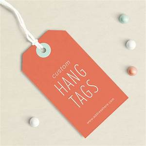 custom clothing tags custom business card tag hang tag With clothing labels for business