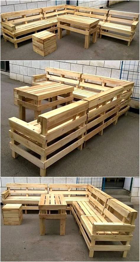 cheap achievements  reclaimed wooden pallets diy