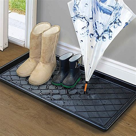 boot tray bed bath