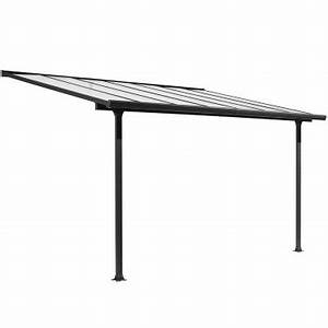 Toit Terrasse Aluminium : toit terrasse en aluminium 15 38m ~ Edinachiropracticcenter.com Idées de Décoration