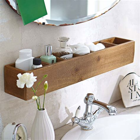Small Bathroom Sink With Storage by 67 Best Small Bathroom Storage Ideas Cheap Creative