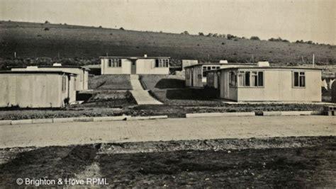 bevendean estate temporary houses