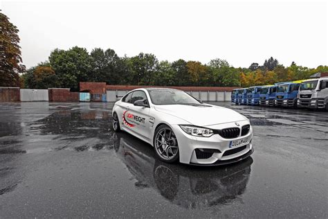 Lightweight Gives Bmw M4 520ps Has Plans For Club Sport