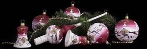 Weihnachtskugeln Aus Lauscha : weihnachtskugeln aus glas original christbaumschmuck aus ~ Orissabook.com Haus und Dekorationen