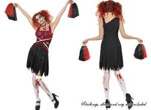 Halloween Makeup Dead Cheerleader Costume