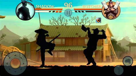 shadow fight 2 butcher