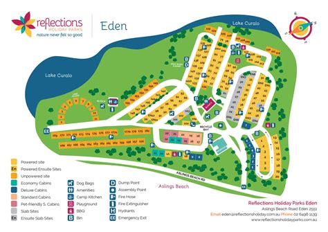 eden caravan park nsw reflections holiday parks