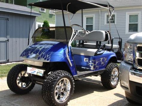 For Sale 2002 Custom Ezgo Gas Golf Cart @ Xtreme Toyz