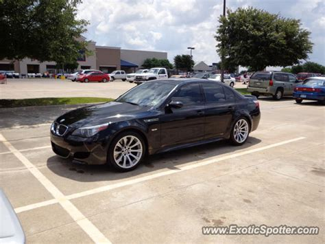 Bmw M5 Spotted In Dallas, Texas On 05/13/2012