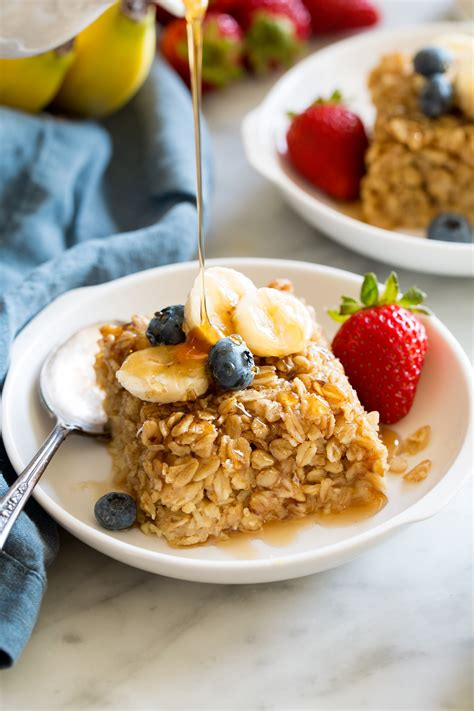 baked oatmeal recipe cooking classy