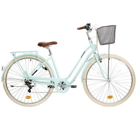 si e decathlon bicicletă oraș elops 520 decathlon ro