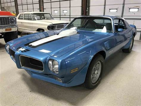 1971 Pontiac Firebird Trans Am For Sale