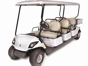 2020 Yamaha 6 Passengers Electric Golf Cart