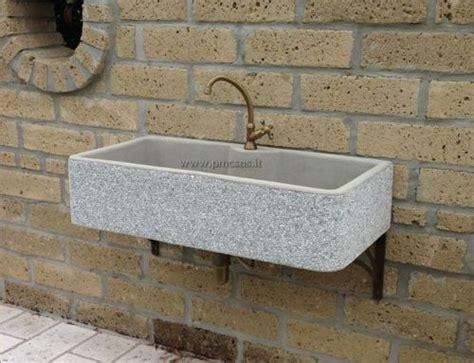 lavello graniglia lavandino marmo lavello acquaio in graniglia di marmo cm