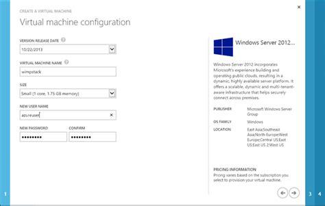 creating  wimp stack windows server iis mysql php