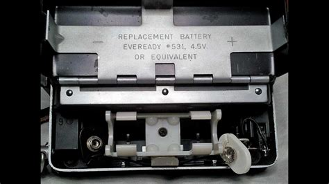 polaroid  battery alternative youtube
