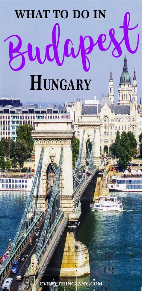Best 25 Budapest Hungary Ideas On Pinterest Budapest
