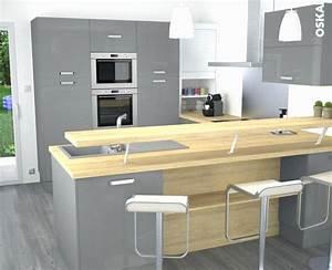 chaise et table salle a manger pour exemple de cuisine With buffet de salle a manger design pour petite cuisine Équipée