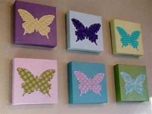 Best ideas about butterfly wall art on diy