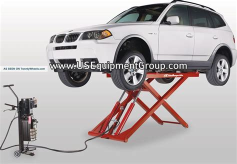 Home Car Lift by Portable Car Lifts For Home Garage Smalltowndjs