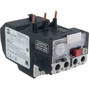 Thermal Overload Relay 7 00