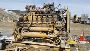 Caterpillar 3516 V16 3500 Series 793 Haul Truck Mining ...