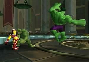 Super Hero Marvel Super Hero Squad Wii