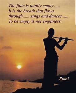 Emptiness is no... Vacant Heart Quotes