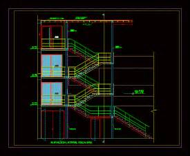 detail of stairs dwg detail for autocad designs cad