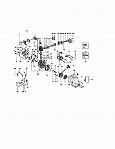 358 796260 Craftsman Gas Powered Weedwacker 17 Inch String