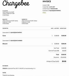 Consolidated invoicing chargebee docs for Consolidated invoice sample