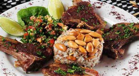 recettes de cuisine libanaise