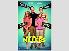 We're the Millers DVD Release Date Redbox, Netflix