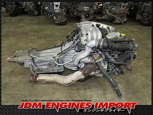 Jdm Mazda Rx7 13b 1 3l Fd3s Twin Turbo Rotary Engine