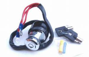 Sportster Ignition Switch  Motorcycle Parts