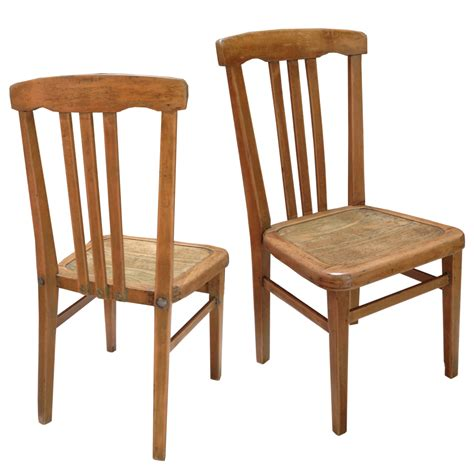 chaises de cuisine en bois ensemble table et chaises enfant rétro boutique