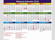 malaysia calendar 2018 with public holidays 3 2018