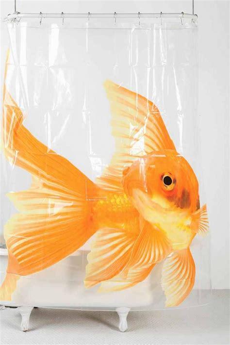 Goldfish Shower Curtain - goldfish shower curtain holycool net