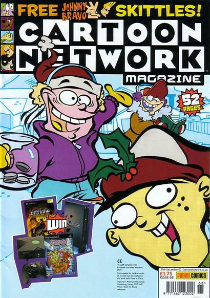 Network Cartoon Magazine Wizard Europe Relaunched Across
