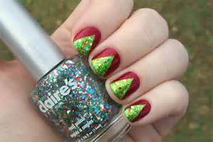 Christmas nail art designs and trends inspiring