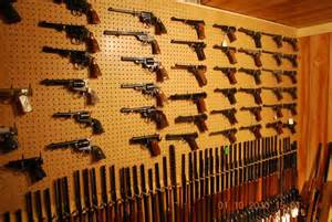 Gun Room Storage Ideas