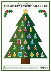 The Chemistry Advent Calendar 2016 | Compound Interest