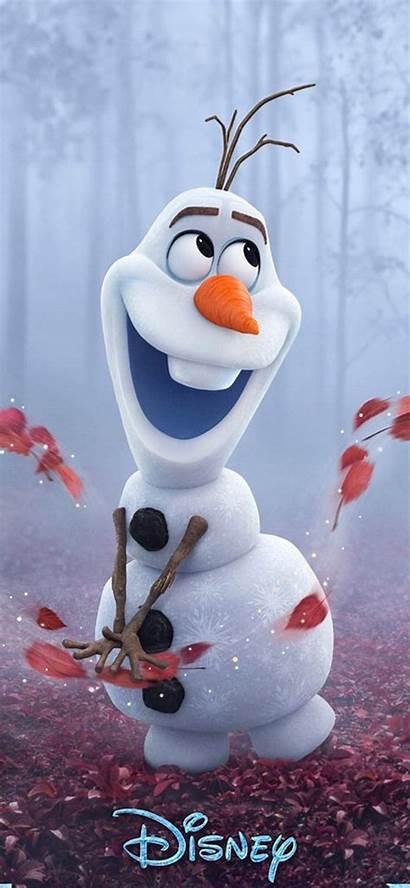 Olaf Frozen Disney Iphone Film Wallpapers Apple