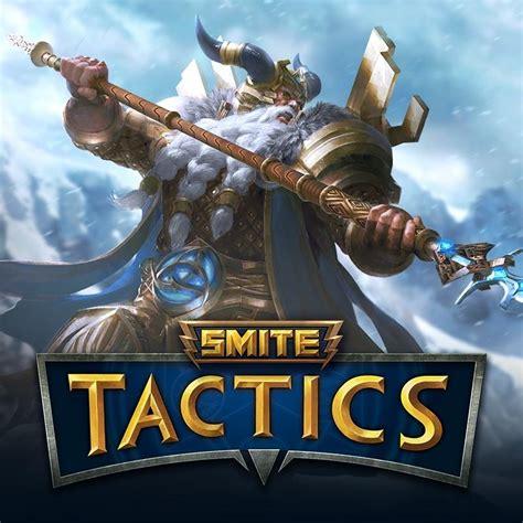 Hand of the Gods: Smite Tactics - IGN